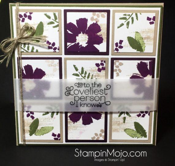 Stampin Uo, Paper Pumpkin, Birthday card ideas - Michelle Gleeson, SU