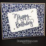 Stitched and Stylized Birthday