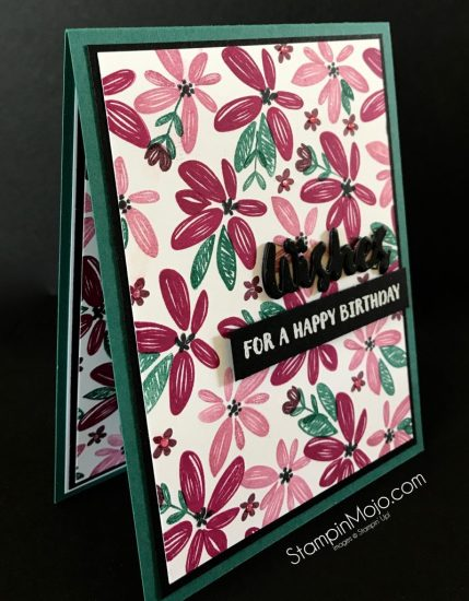WPlus9 Happy Wishes Bundle SU 2017-2019 In-Colors Michelle Gleeson Birthday card ideas