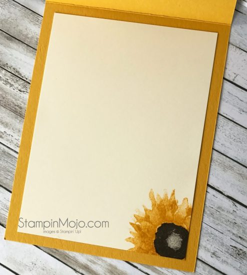 Stampin UP Painted Autumn DSP Painted Harvest stamp set Birthday card idea Michelle Gleeson Stampinup SU