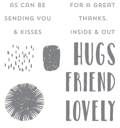 Stampin up Lovely Inside and Out