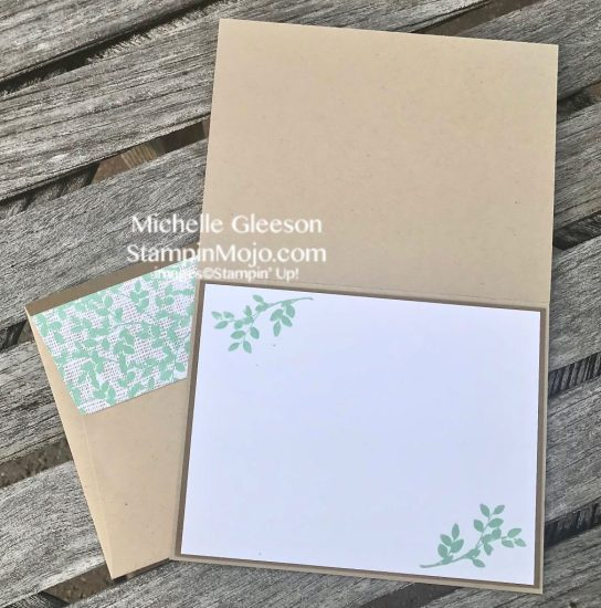 Stampin Up Rooted in Nature Suite Thinking of you cards Michelle Gleeson Stampinup SU