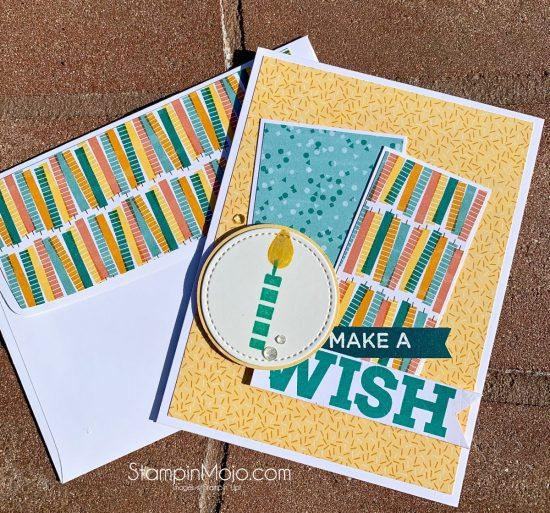 SU Birthday Bonanza DSP Broadway Birthday Birthday card ideas Michelle Gleeson Stampinup SU