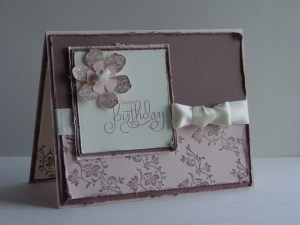 SA Birthday Blog Hop - Shabby Chic