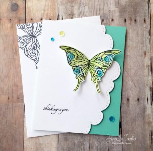 Jen Timko - B4B - Coastal Butterfly