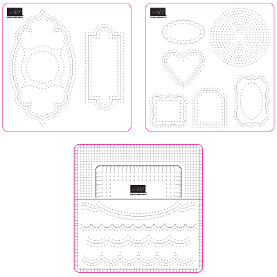 Essentials paper-piercing pack stampin up