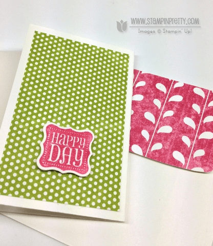 Stampin up stampinup stamp it pretty order catalogs circle punch cards ideas