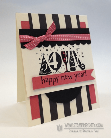 Stampin up stampinup stamp it new years eve anniversary card holiday idea catalog demonstrators