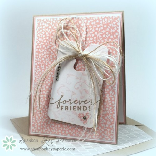 Pals Paper Crafting Card Ideas Love Blossoms Mary Fish Stampin Pretty StampinUp