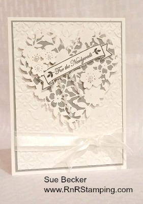Pals Paper Crafting Card Ideas Teeny Tiny Wishes Mary Fish Stampin Pretty StampinUp