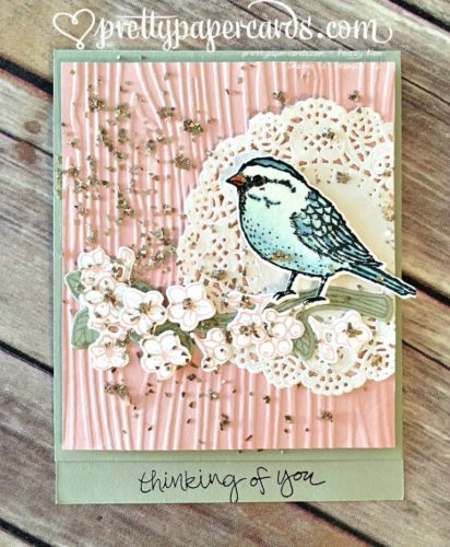Pals Paper Crafting Card Ideas Best Birds Mary Fish Stampin Pretty StampinUp