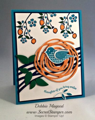 Pals Paper Crafting Card Ideas Bordering on Romance Mary Fish Stampin Pretty StampinUp