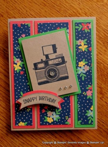 Pals Paper Crafting Card Ideas Jennifer Michalski Mary Fish Stampin Pretty StampinUp