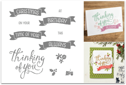 Stampin Up Time of Year