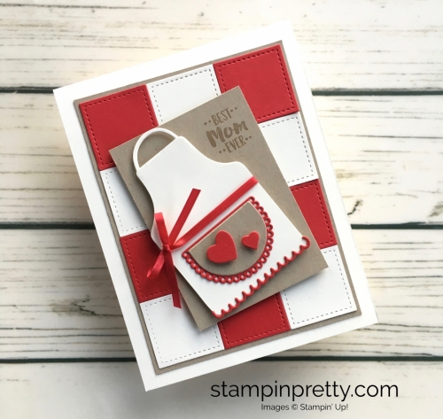 Apron of Love Stamp Set by Stampin' Up!