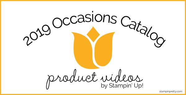 2019 Occasions Catalog Product Videos