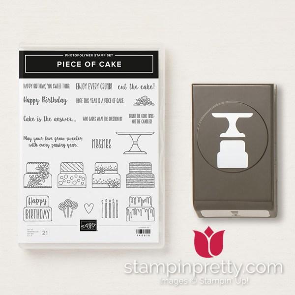 150579 Piece of Cake Bundle Stampin' Up!