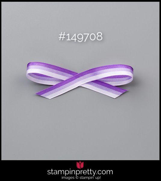 Stampin' Up! Tri Color Ribbon