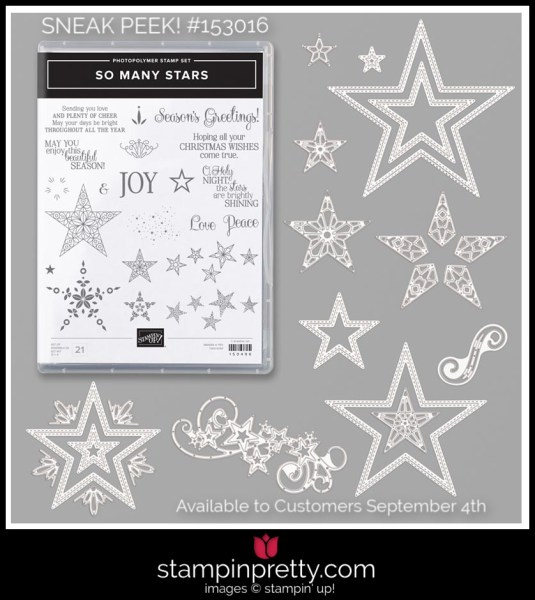 Stampin' Up! Bundle So Many Stars