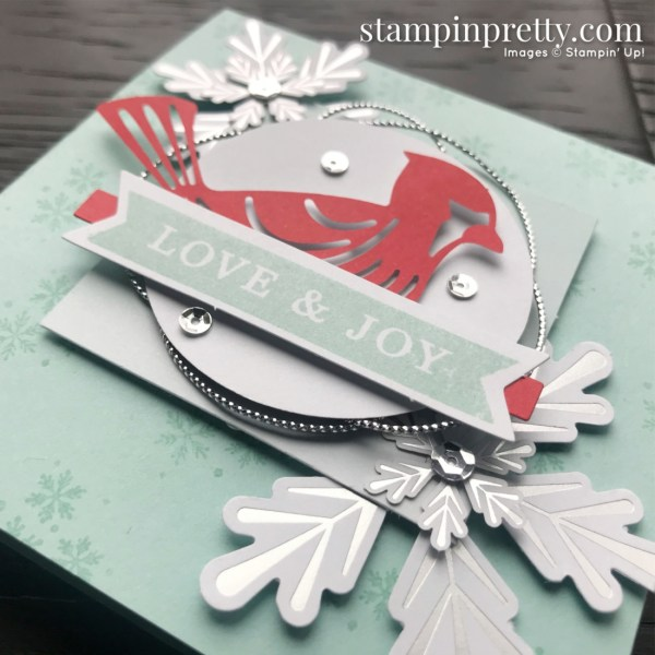 Winter Gifts November 2019 Paper Pumpkin Alternate #2 Mary Fish, Stampin' Pretty