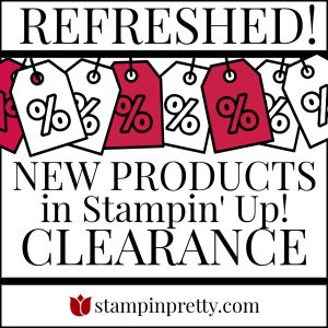Clearance Refreshed