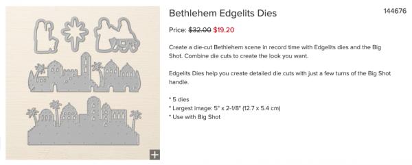 Bethlehem Edgelits Dies 144676