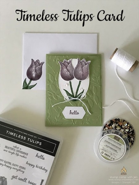 Stampin' Pretty Pals Sunday Picks 12.29 - Jen Roque