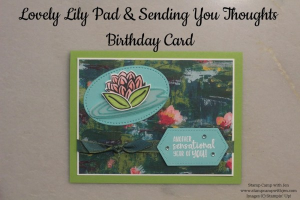 Stampin' Pretty Pals Sunday Picks 02.09 - Jen Roque
