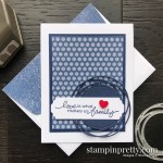 Create this card using the Lovely You Bundle from Stampin