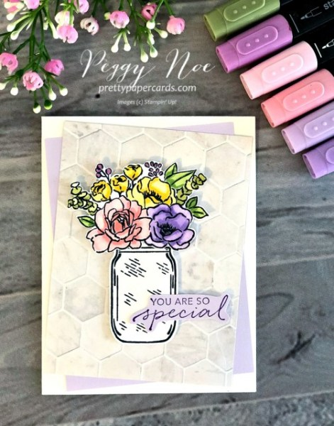 Stampin' Pretty Pals Sunday Picks 05.17- Peggy Noe