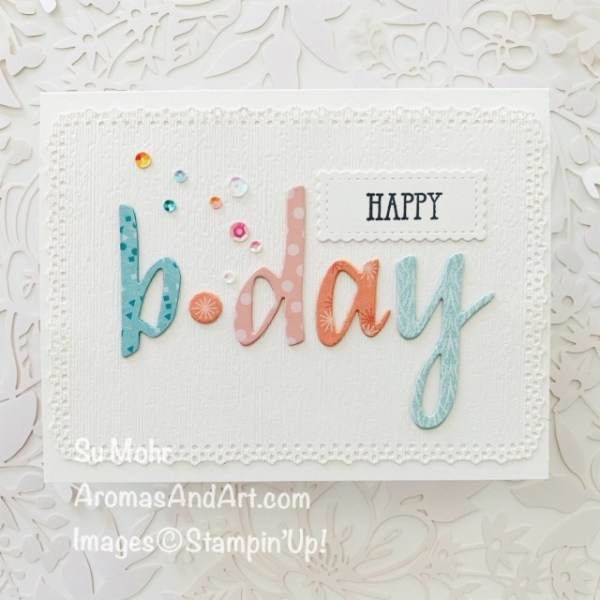 Stampin' Pretty Pals Sunday Picks 05.17- Su Mohr