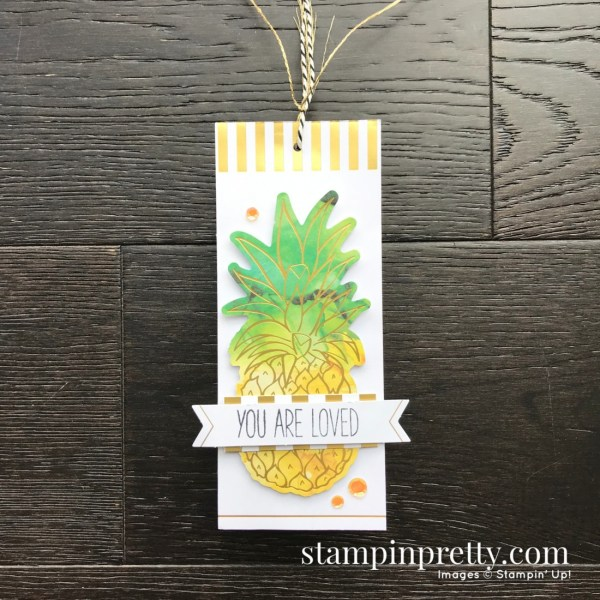 Box of Sunshine June 2020 Paper Pumpkin Alternate #3 Mary Fish, Stampin' Pretty