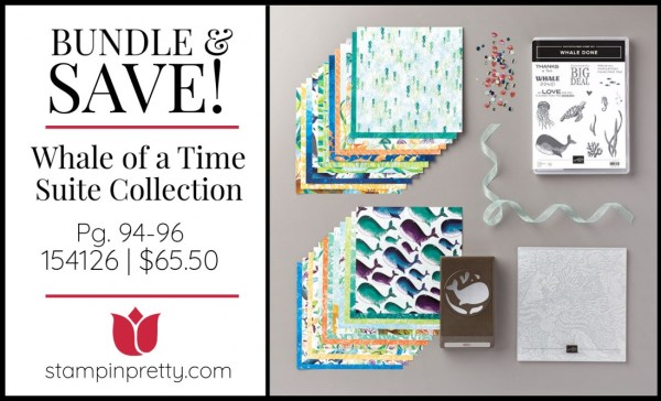 Bundle & Save Whale of a Time Suite Collection - 154126