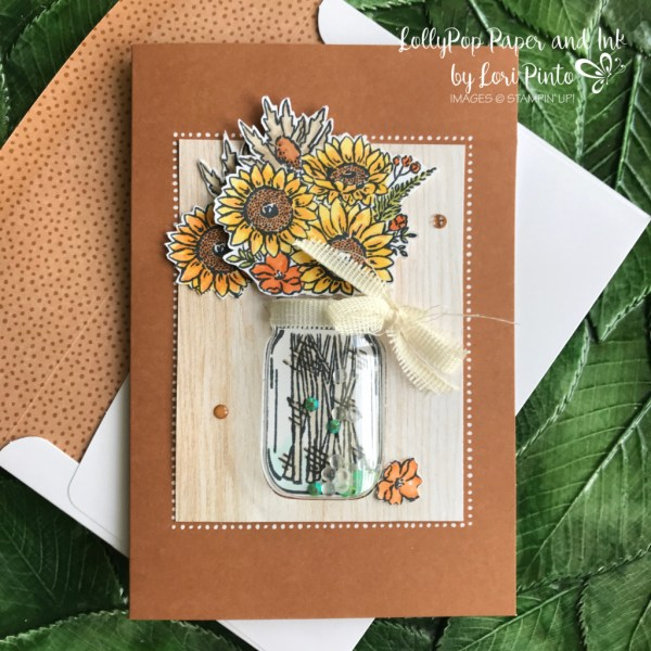 Stampin' Pretty Pals Sunday Picks 08.02- Lori Pinto