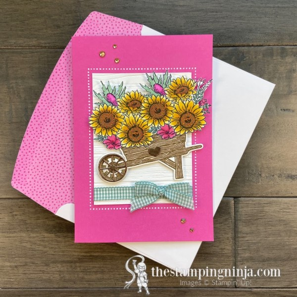 Stampin' Pretty Pals Sunday Picks 08.09 Melissa Seplowitz