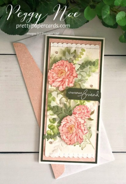 Stampin' Pretty Pals Sunday Picks 08.09 Peggy Noe