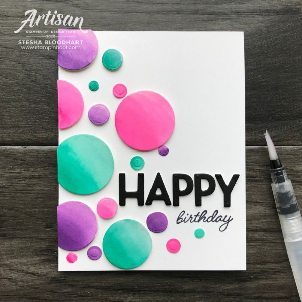 Stampin' Pretty Pals Sunday Picks 08.09 Stesha Bloodhart