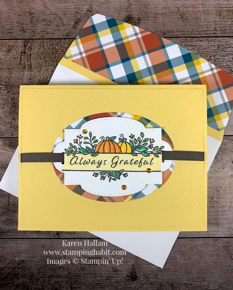 Stampin' Pretty Pals Sunday Picks _ 08.16.20 - Karen Hallam