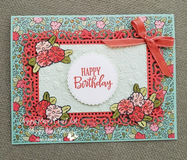 Stampin' Pretty Pals Sunday Pick - Peggy Van Horn