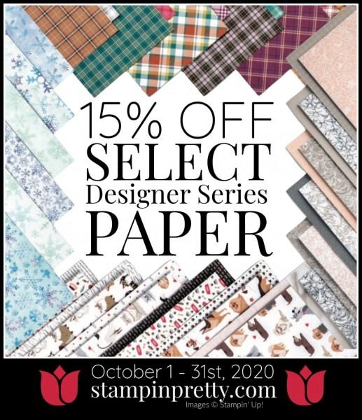 Mary Designer Series Paper Graphic