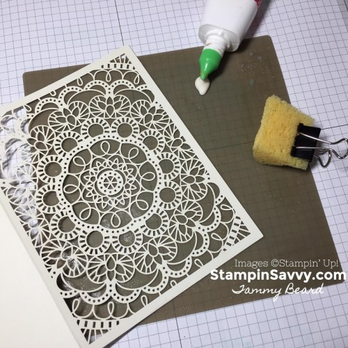HOW-TO-ADHERE-INTRICATE-PAPER-DIECUTS-VELLUM-TAMMY-BEARD-STAMPIN-SAVVY-STAMPIN-UP