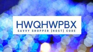 HWQHWPBX REWARD CODE STAMPIN SAVVY