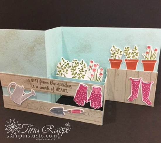 Stampin' Sisters Retreat, 2nd Place Card Contest Winner,  Stampin' Studio