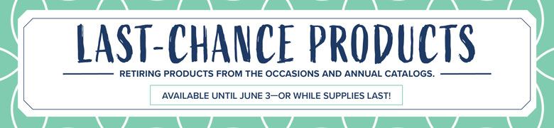 Stampin' Up! Last Chance products, Stampin' Studio