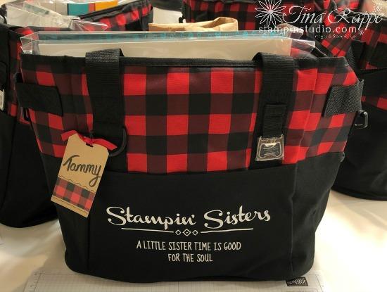 Stampin' Up! Stampin' Sisters Retreat 2020