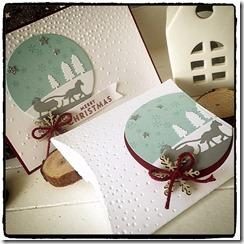 Pillow Box Kerst_2