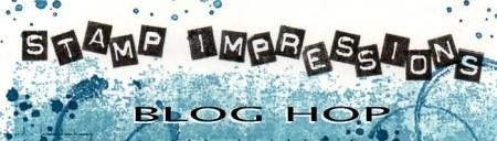 blog hop stamp impressions