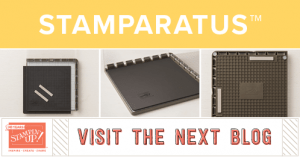 Stamparatus blog hop