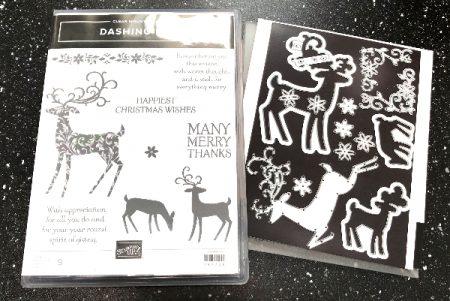 Dashing Deer Bundle_Detailed Deer Stampin Up