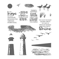 High Tide Photopolymer Stamp Set